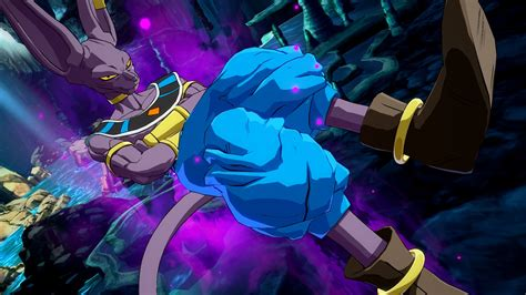 dragon ball super beerus wallpaper beerus takes center stage in the newest dragon ball