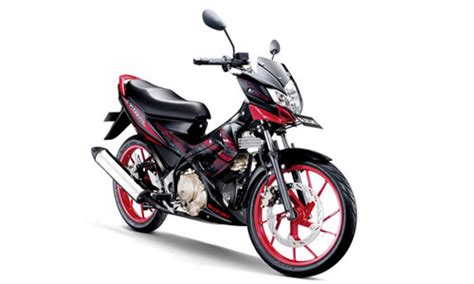Striping Motor Suzuki Satria Limited Edition jual striping motor suzuki satria fu 150 blackfire limited