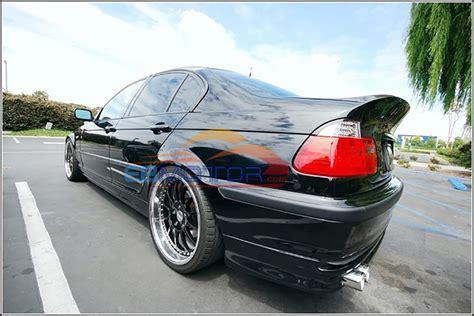 bmw e46 sedan csl trunk oem csl style real carbon fbier trunk for bmw e46 4d sedan