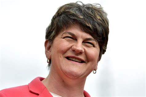 Kitchen Table by Who Is Arlene Foster Dup Leader Survived Ira Bomb On Her