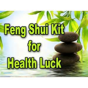 feng shui health feng shui kit for health luck feng shui gift