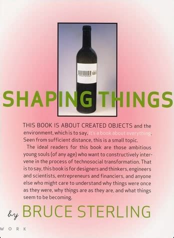 Shaping Things The Mit Press