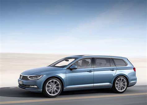volkswagen passat 2015 vw unveils new look euro spec 2015 passat autoevolution
