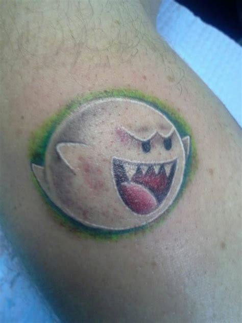 mario ghost tattoo mario ghost www imgkid the image kid has it