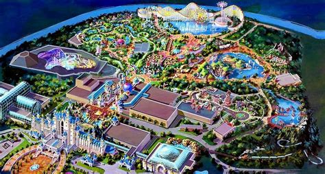 amusement parks in dubai