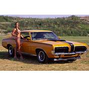 60s Muscle Cars  Cougar Girl Classic Mercury