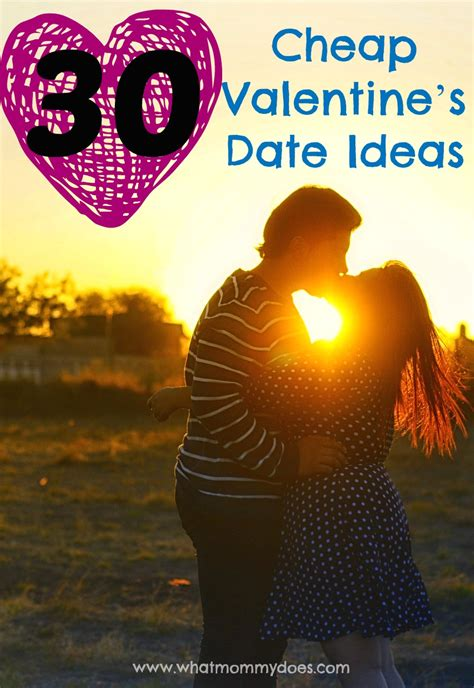 cheap valentines date ideas 12 months of date ideas with your husband with free