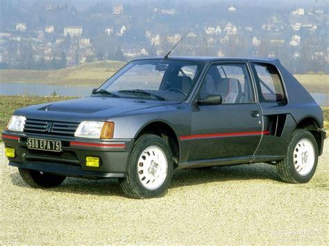 peugeot cars 1985 peugeot 205 t16 specs photos 1984 1985 autoevolution