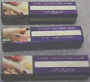 Rani Kone Henna Kuku Hitam Kecil jual pacar kuku henna murah hub 08564 2600 945 pin