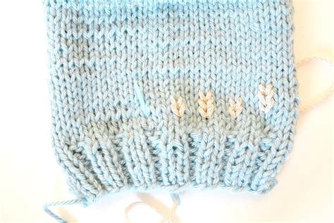 embroider knitting embroider on knit tutorial duplicate stitch in a