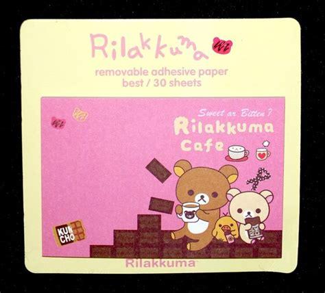 Sticky Notes Hello Cat Sno039 kawaii rilakkuma japanese caf 201 sticky notes memo pad stationery by mychildhooddream