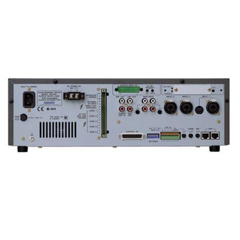 Toa Pa System 1 vm2240 toa pa lifier