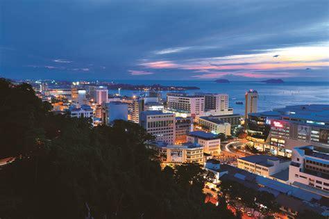 top 5 reasons singaporeans to run in kota kinabalu