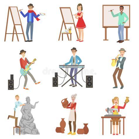imagenes artisticas ejemplos gente con las profesiones art 237 sticas fijadas de ejemplos