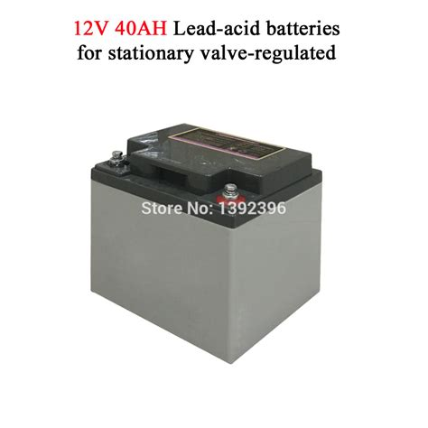 a 12 0 v battery is connected to a 4 50 mf capacitor how much energy is stored in the capacitor 12v 40ah lead acid battery connect solar panel solar power system refrigerator freezer in