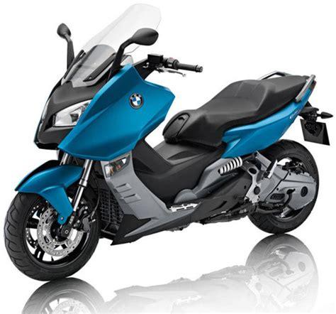 bmw des maxi scooters c600 sport et c650 gt