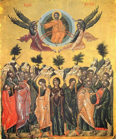 wann ist christi himmelfahrt 2014 quot w 252 stenlicht quot orthodoxie orthodoxy christi himmelfahrt