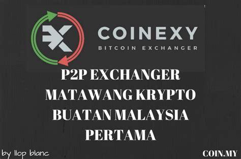 bitconnect malaysia coinexy p2p exchanger matawang krypto buatan malaysia
