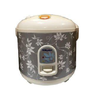 Miyako Sc 400 Cooker 4 5 L harga rice cooker miyako murah terbaru februari 2017