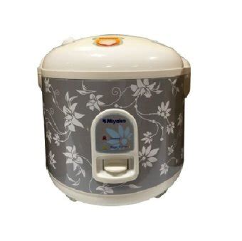 Magic Miyako 838 2 2liter harga rice cooker miyako murah terbaru februari 2017