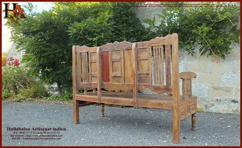 banc indien banc indien ancien restaur 233 jn10 sgh01 meubles indiens