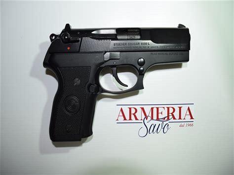 beretta 8000 l pistola semi auotmatica marca p beretta modello stoeger