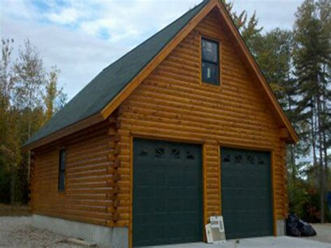 Cabin Plans With Garage by Log Home With Garage Log Home Plans With Loft Log Home