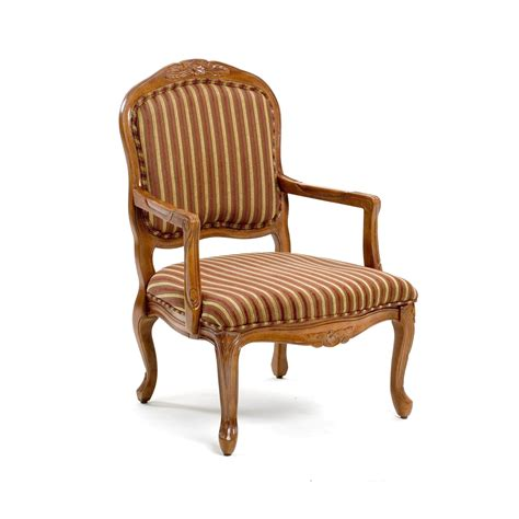 Wooden Accent Chairs by Wooden Chairs With Arms Homesfeed