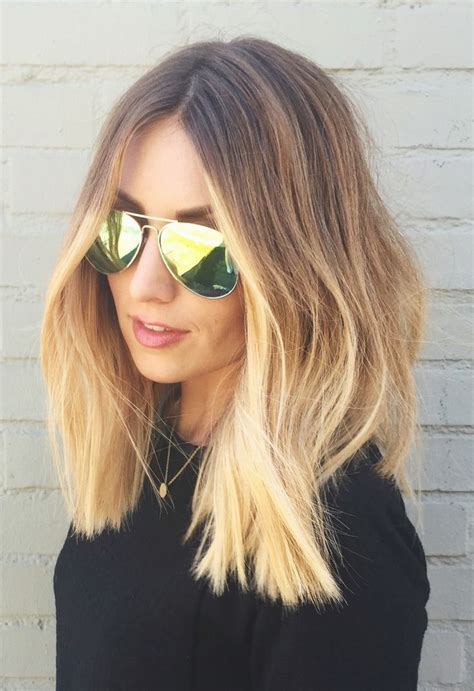 weaved lob hairstyle 25 best ideas about long bob balayage on pinterest