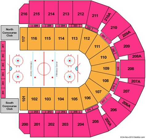 iwireless center seating view disney on tickets seating chart i wireless center