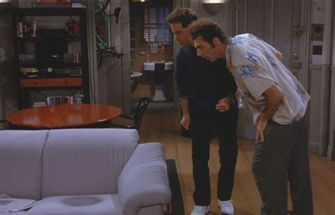 pee on couch seinfeld s06e05 the couch
