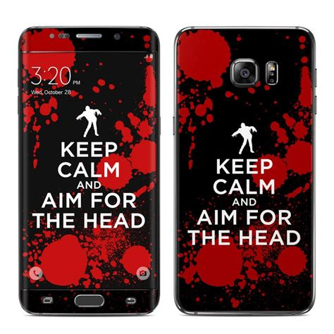 Valentino Keep Calm For Samsung Galaxy S6 Edge Plus samsung galaxy s6 edge plus skin keep calm by keep calm decalgirl