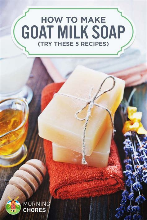 How To Make Handmade Soap Without Lye - 25 best ideas about goat milk soap on milk