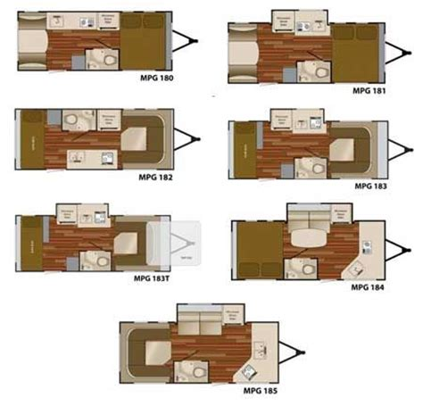 teardrop trailer floor plans designs for teardrop cers heartland mpg travel