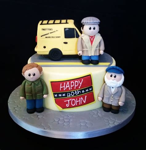 17 best only fools horses cake images on cake novelty cakes and birthday cake