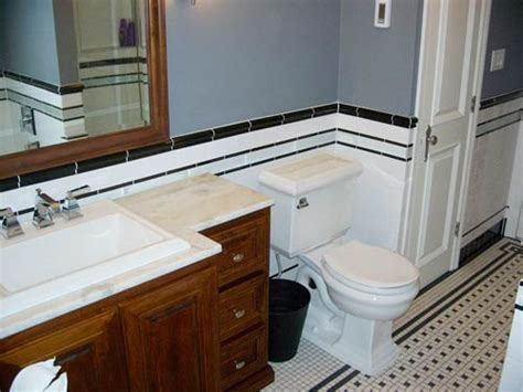 vintage black and white bathroom chris black and white bathroom remodel amazing attention to detail and all diy retro