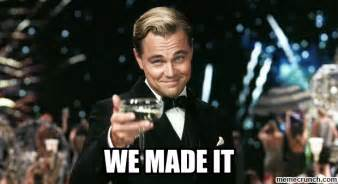 Great Gatsby Meme - we made it
