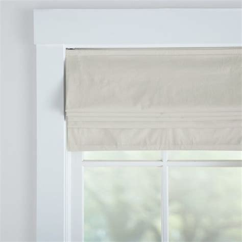 Jcpenney Blackout Roman Shades - metro cordless roman shade with blackout lining vertical blinds other metro by pbteen