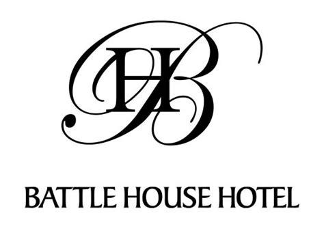 battle house hotel logo design huie design