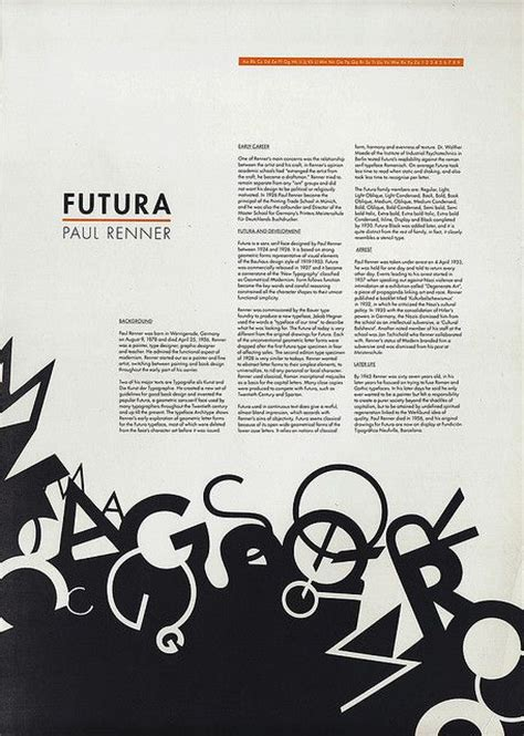 futura it futura poster design inspiration it is