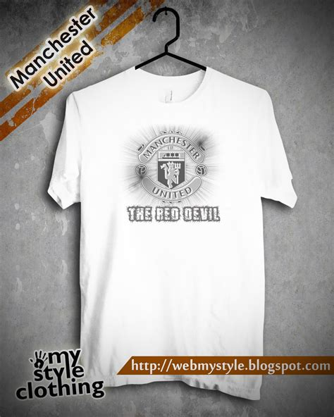 Kaos Paramore Members Nm9hb my style clothing kaos manchester united white