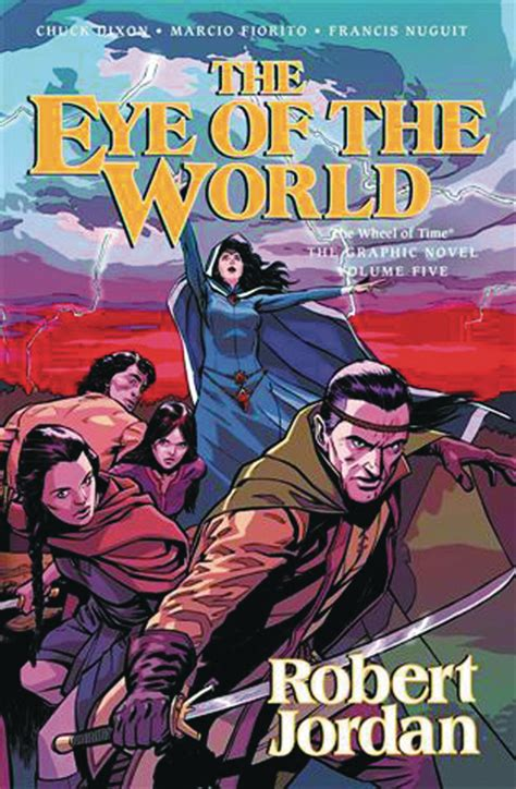 novellas the eye the sep151633 robert jordan eye of the world tp vol 05 previews world