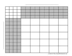 free football square template bowl squares template excel template design