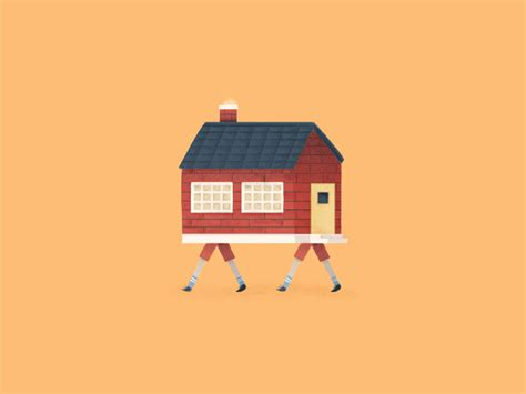 house walking house walking by mark conlan dribbble