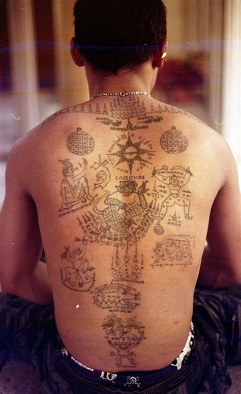 40 traditional thai tattoo designs