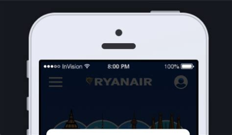 ryanair mobile ryanair sees record downloads and use of mobile app