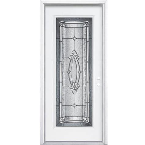 32 Inch Entry Door by Masonite 32 Inch X 80 Inch X 4 9 16 Inch Antique Black