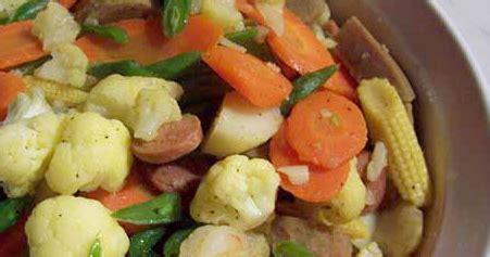 resep membuat capcay yang mudah resep dan cara mudah membuat cap cay goreng bakso yang