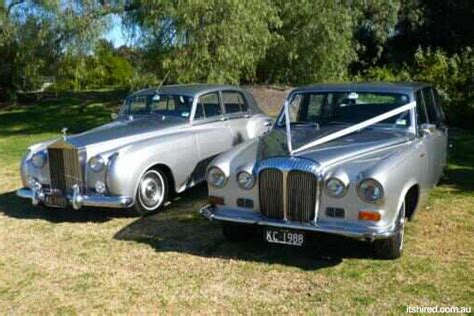 rolls royce silver cloud wedding car hire sydney silver