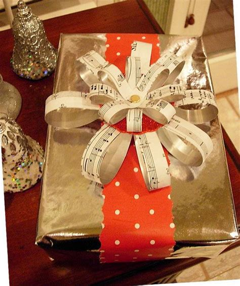 cool gift wrapping ideas